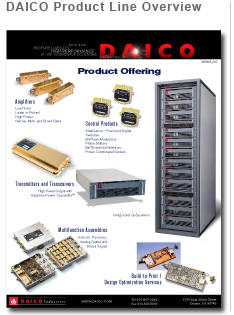 DAICO Product Line